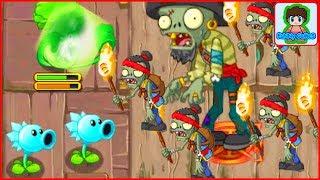 зомби Растения против зомби Plants vs zombies 13 От Фаника