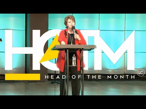 Head of the YEAR w/ Elder Catherine Sykes (The Life Center 10-04-2019)