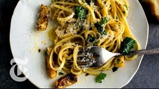 Pasta With Caramelized Lemons | Melissa Clark Recipes | The New York Times
