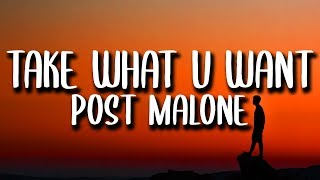 Post Malone Take What You Want ft. Travis Scott & Ozzy Osbourne