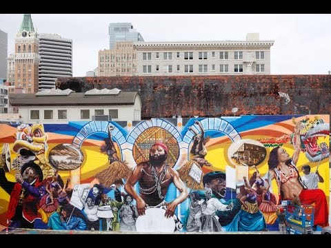 In Oakland, California Black Culture Is Under Attack