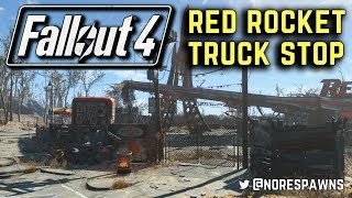 Fallout 4 - Red Rocket Truck Stop