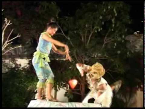 Un d ner spectacle de cirque au restaurant le jardin des for Au jardin des delices