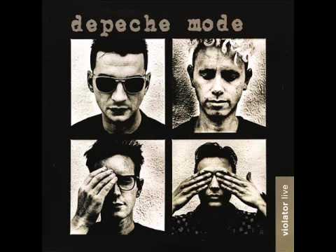 Depeche Mode Waiting For The Night live in Los Angeles 4.08.1990