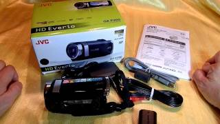 Video Product Review - JVC Everio GZ-E200 HD Camcorder download MP3, 3GP, MP4, WEBM, AVI, FLV Juni 2018