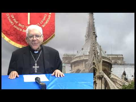 Bishop Sansaricq-Homily-Sept22,2019
