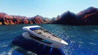 sea level s cf8 4 7m dock best automotive nautical designs much more