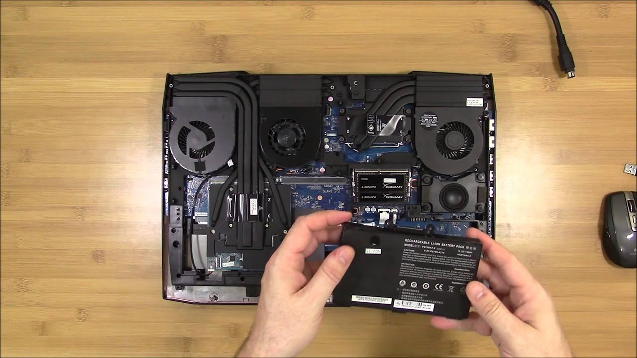 Sager Np9870 G Clevo P870dm Review With Desktop Cpu I7 6700k And Homemade Laptop Wifi Amplifier Notebookreviewcom Gtx 980 Youtube