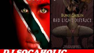 BUNJI GARLIN - RED LIGHT DISTRICT - TRINIDAD SOCA 2014