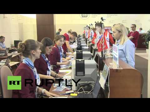 Russia: St. Petersburg primed and ready for Economic Forum