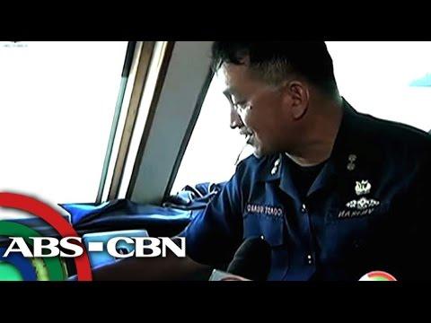 TV Patrol: 'Lupang Hinirang', inawit ng PCG sa gitna ng girian sa Batanes