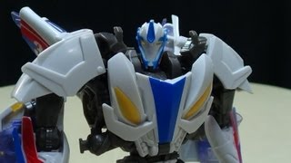 Transformers Prime Beast Hunters Deluxe SMOKESCREEN: EmGo