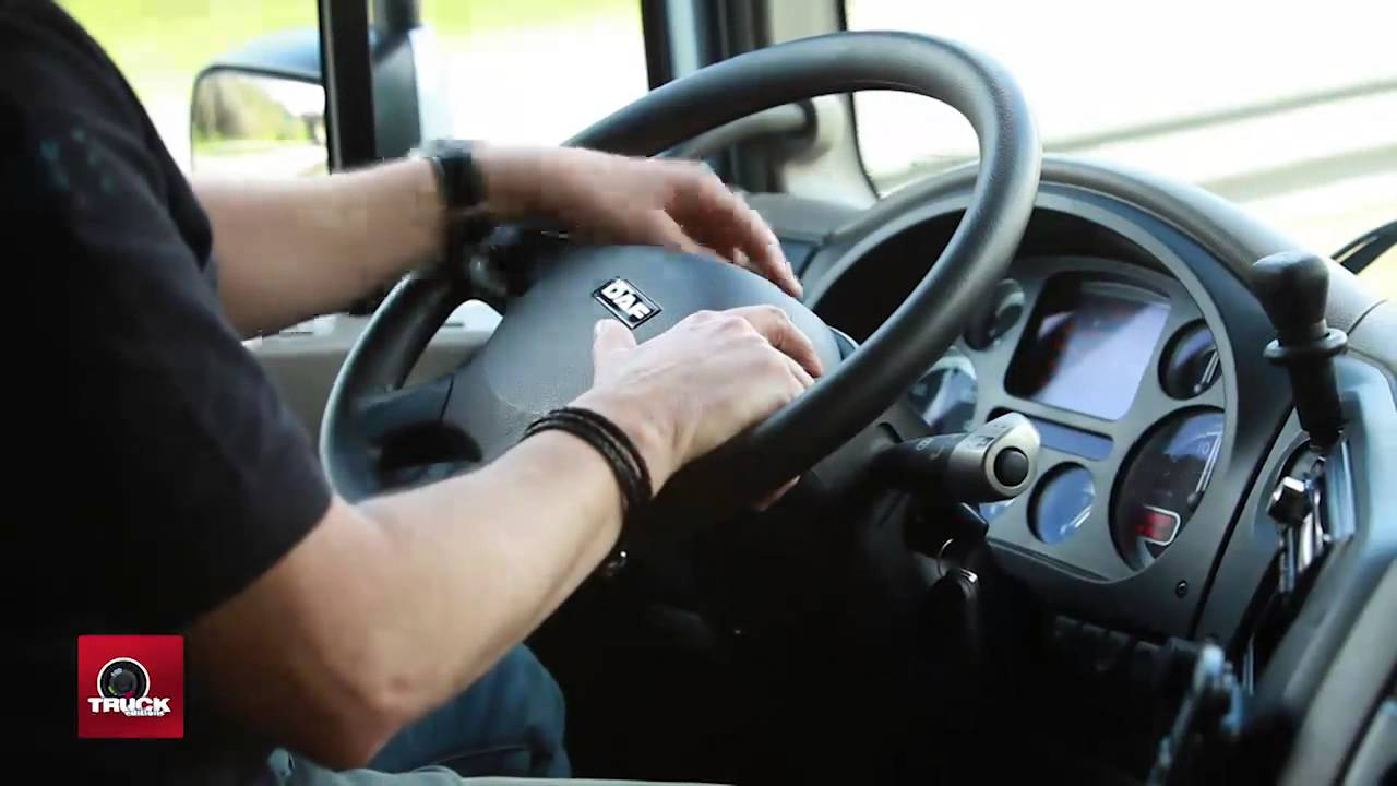 Essai Camion Truckeditions Philippe Pichard Conducteur Routier