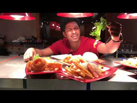 Dinner Rush A Red Robin Story