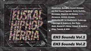 Euskal Hip Hop Herria - EH3 Soundz Vol.3 [DISCO COMPLETO]
