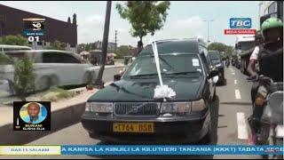 🔴#LIVE: MWILI wa ELISHA ELIA Ukitolewa MUHIMBILI Kwenda NYUMBANI kwao TABATA KUAGWA...