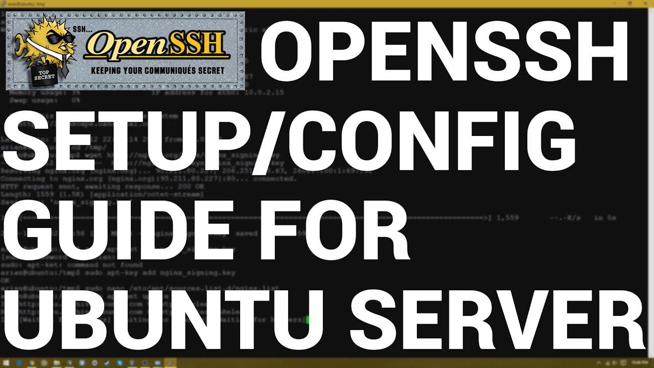 Ubuntu server tutorial ubuntu free.