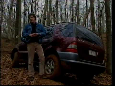 Old Top Gear 1998 - Mercedes-Benz M Class