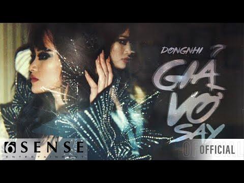 Giả Vờ Say | #GVS - Đông Nhi [ Official MV ]