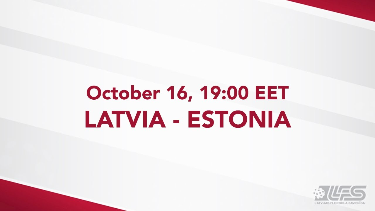 Download 🎥 Friendly International: Latvia W - Estonia W (16.10.2021)