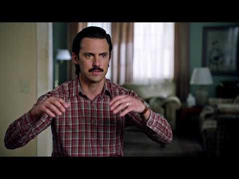 "This Is Us: Season Two Premiere     Milo Ventimiglia - ""Jack"" Soundbites    SocialNews.XYZ"