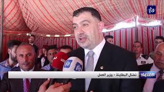 مؤتمرون يبحثون تطوير ودعم المشاريع الصغيرة والمتوسطة في عجلون - (22-7-2019)
