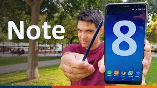 GALAXY NOTE 8 Review!! Lo que Amo y Odio...
