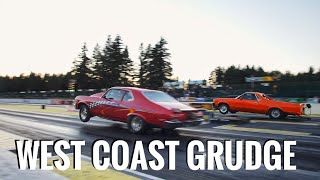 SEATTLE STREET OUTLAWS \\ West Coast Grudge Racing 2018