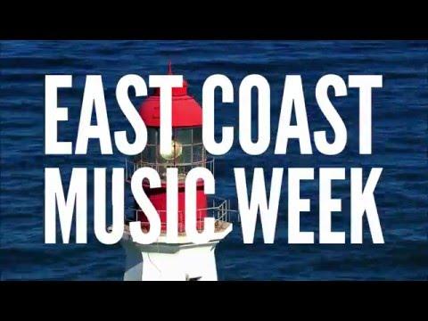 East Coast Music Week 2016