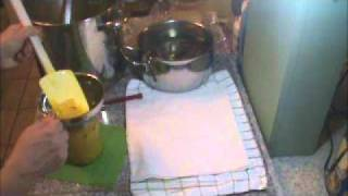 Canning Texas Onion Relish Video #10