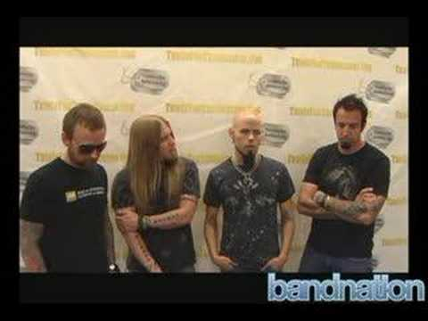 BandNation.com - Drowning Pool Interview 8/7/07