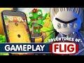 Adventures of Flig   mobile gameplay video (Android iOs Nokia X Windows Phone) #aoflig