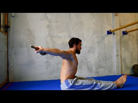 The Most Important Shoulder Mobility Exercise!