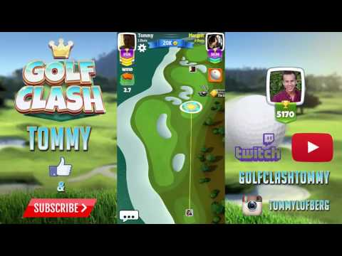 Golf Clash tips, Tour 5 - World Links, Greenoch Point Golf Club Hole 3 - GUIDE/TUTORIAL