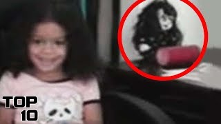 Top 10 Haunted Objects Caught Moving On Camera