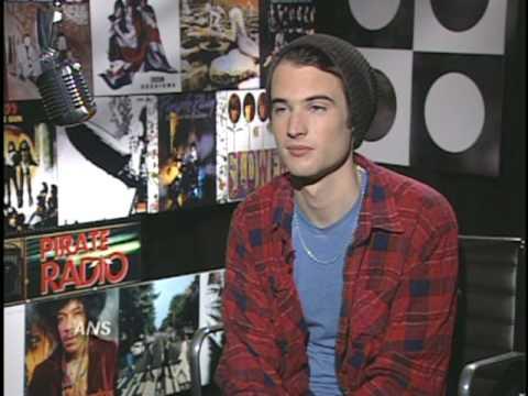TOM STURRIDGE ANS PIRATE RADIO INTERVIEW