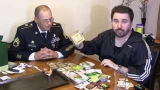 Download Американский Солдат пробует Русский Сухпаек Mp3 and Videos