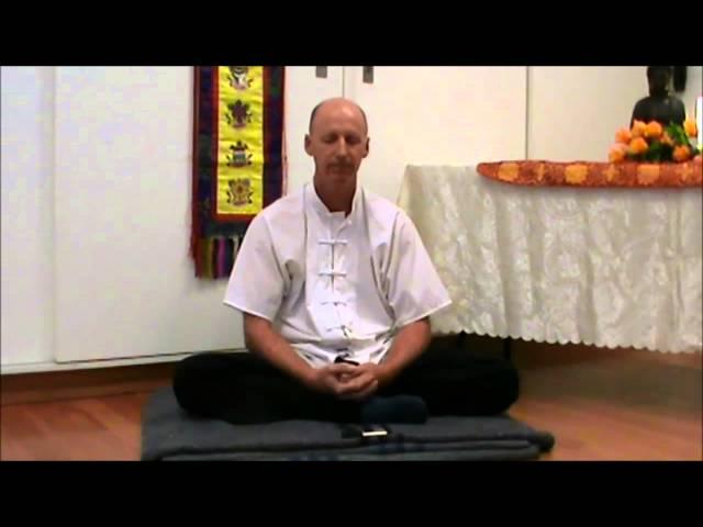 Guided Meditation Class 23 - Stephen Procter