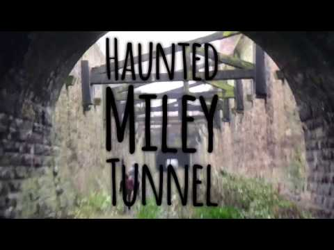 SEEN A GHOST   ABANDONED HAUNTED MILEY TUNNEL   UK UNDERGROUND URBEX