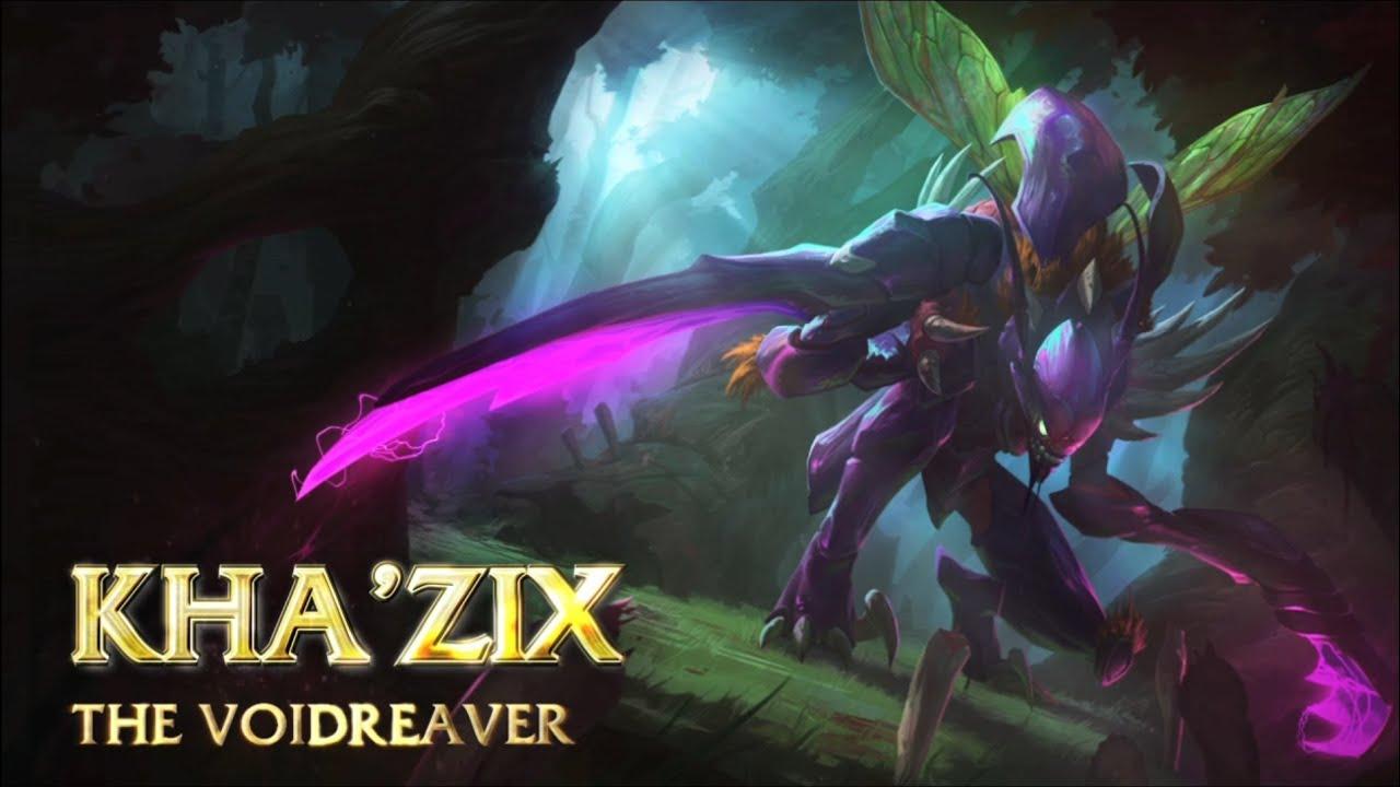 Kha'Zix: Champion Spotlight | Gameplay - League of Legends - YouTube