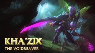 Kha'Zix: Champion Spotlight | Gameplay - League of Legends