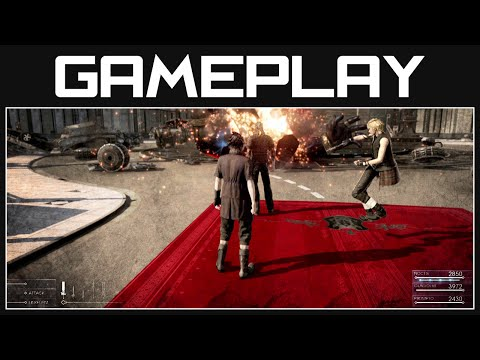 Final Fantasy XV Gameplay Walkthrough