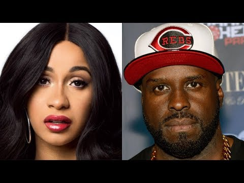 "Funk Flex DISSES Cardi B in The Worst Way ""She Is Thrash' Plus She Don't Write Her Own Lyrics"""