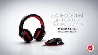 Игровой ноутбук Lenovo Ideapad Y700(Ноутбук Lenovo Ideapad 700 с функцией энергосбережения Battery Saver Подробнее – http://www.mvideo.ru/product-list?, 2016-10-25T10:07:34.000Z)