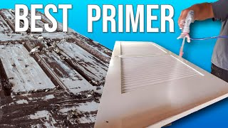 The Best Primer t๐ hide Imperfections and Fill Wood grain | Mike Quist