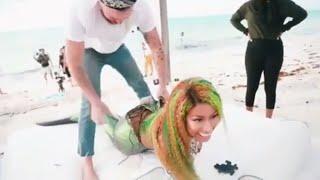 Bed Nicki Minaj