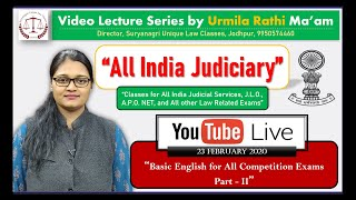 Learn English Pronunciation -2 for house wifes, working persons, students of All Exams- Urmila Rathi