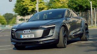 Audi Elaine – Audi vision of autonomous driving