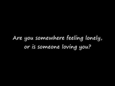 Lionel Richie - Hello (with lyrics)