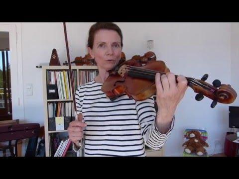 comment poser les doigts sur le violon cours de violon pour d butant. Black Bedroom Furniture Sets. Home Design Ideas